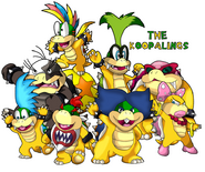 The koopalings by tails19950-d33e0wd