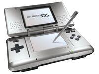 Nintendo ds konsoli iso