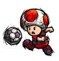 Toad-Maro Smash Football-2