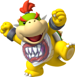 Bowser Koopa Junior Jr. Mario Party 9 Super