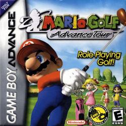 Mario Golf Advance Tour