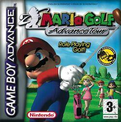 Mario Golf Advance