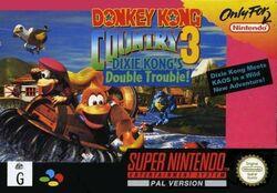 DKC3 Cover