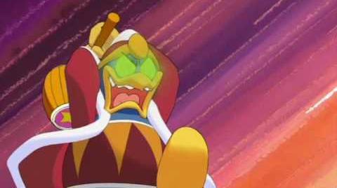 King Dedede as Homer Simpson!
