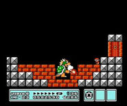 SMB3 Bowser Battle