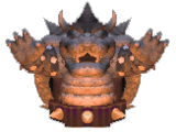 Gray Bowser Statue
