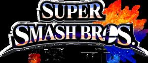 Logo EN - Super Smash Bros. Wii U 3DS