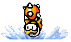 Aqua Lakitu