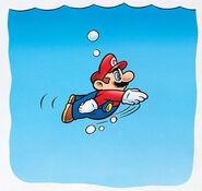 507px-SMW Mario swimming