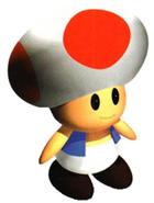 Toad-rød