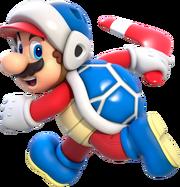 Boomerang Mario Artwork - Super Mario 3D World