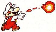 SMW Fire Mario