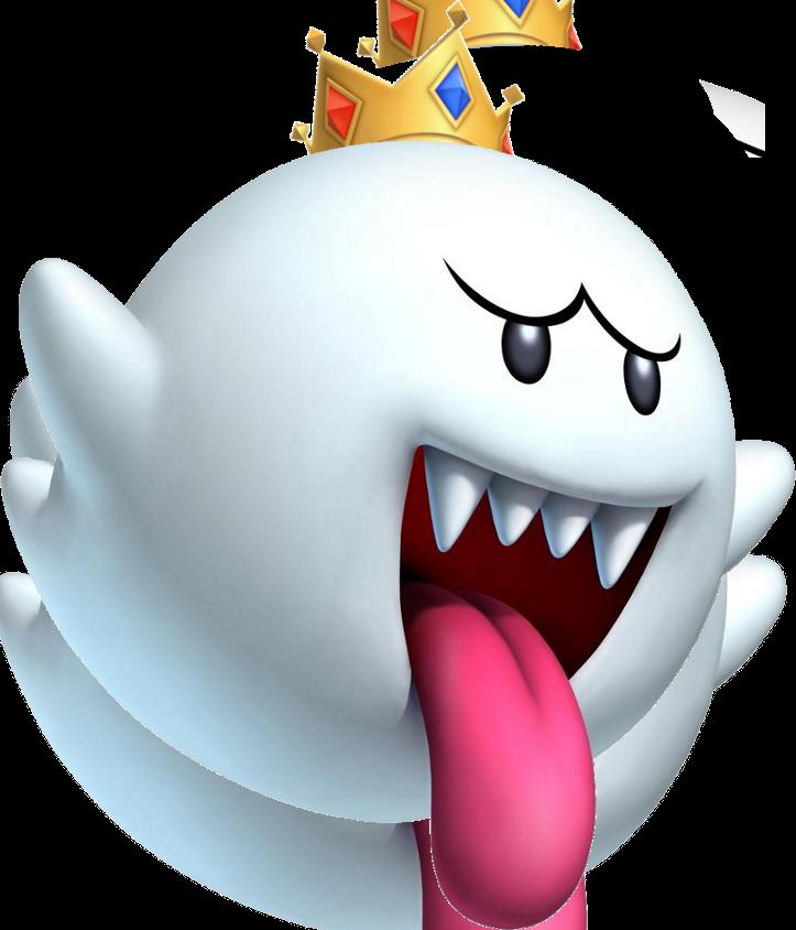 king boo super mario and friends new adventure wiki fandom