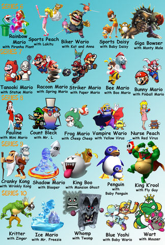 File:Dream Super Mario Toy Line 2 by sonictoast.png