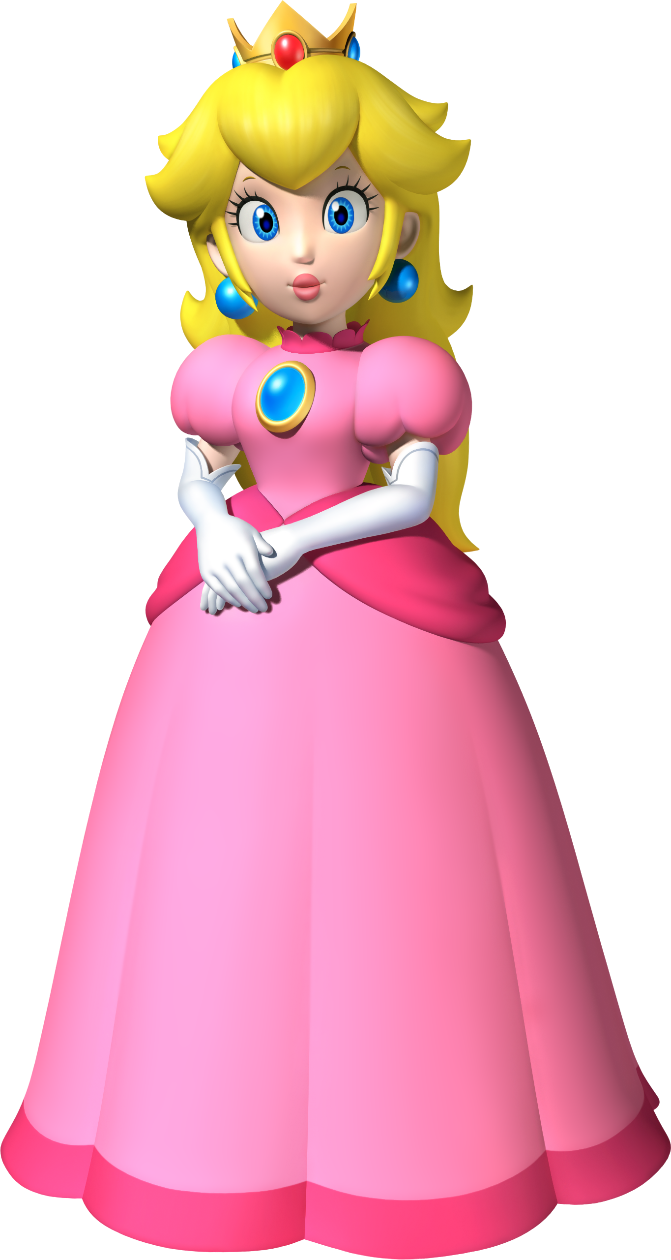 Princess Peach Super Mario Bros