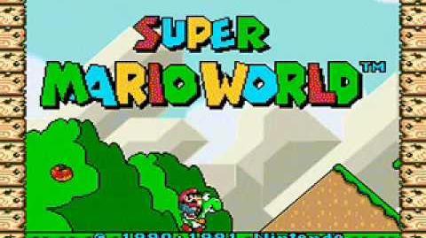 Super Mario World - Overworld Theme Music (FULL VERSION)