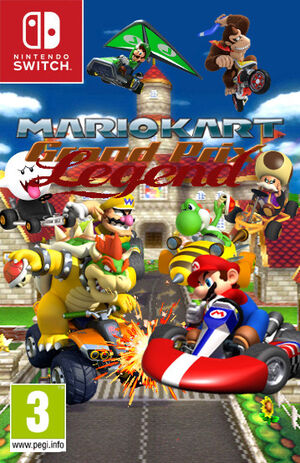 mario kart grand prix legend super mario fanon wiki fandom powered by wikia. Black Bedroom Furniture Sets. Home Design Ideas
