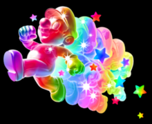 250px-Rainbow Mario - Super Mario Galaxy