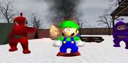 Luigi & tubbehs