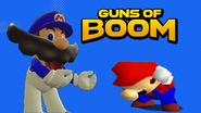 SMG4 Mario and the Waluigi Apocalypse 011