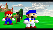 SMG4 Mario And... The Well 164