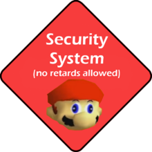 Anti-Retardness Security System