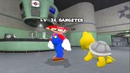 Mario's Big Chungus Hunt 245