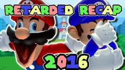 SM64 RETARDED RECAP 2016