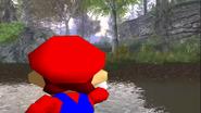 Mario's Big Chungus Hunt 140