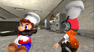 Mario's Hell Kitchen 103