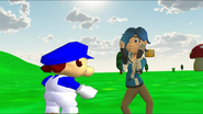 SMG4 Mario And... The Well 065