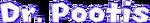 Dr Pootis Logo 2