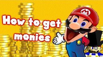 SM64 Guides How to get dem coins.