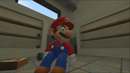 Mario Goes to the Fridge to Get a Glass Of Milk 054