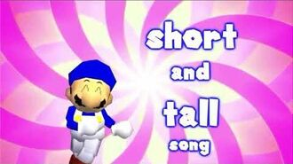 Smg4 Song Short And Tall