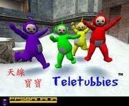 Teletubbies model
