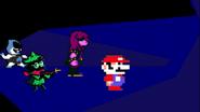 If Mario was in... Deltarune 294