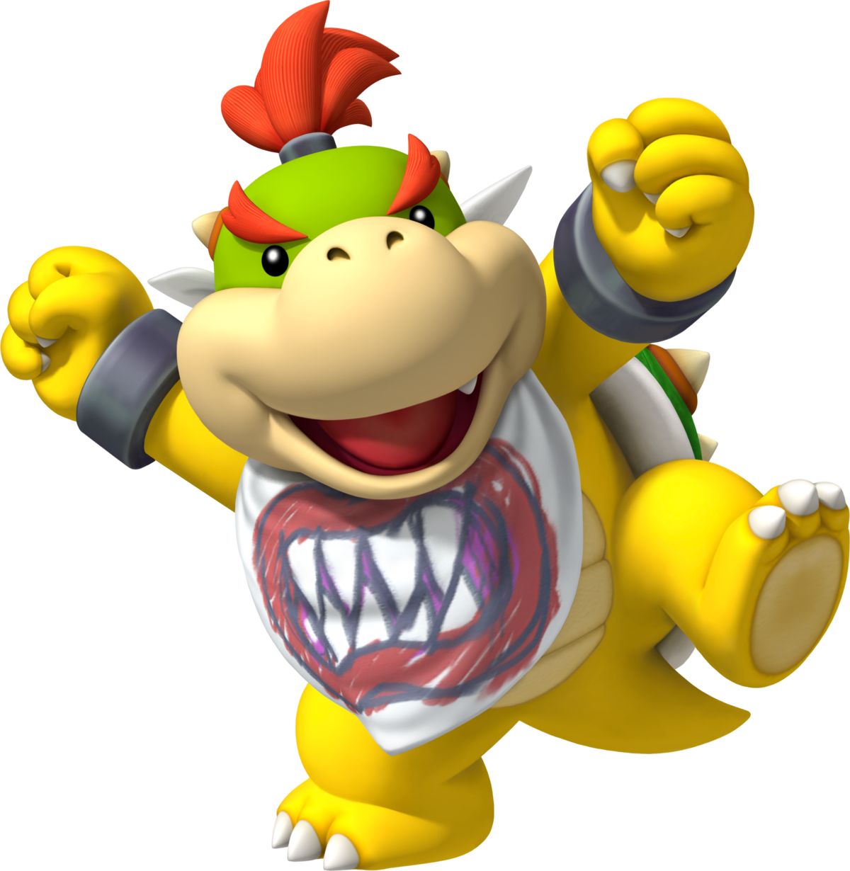 Bowser Jr  | SuperMarioGlitchy4 Wiki | FANDOM powered by Wikia
