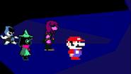 If Mario was in... Deltarune 296