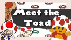 Super Mario 64 Meet the Toad