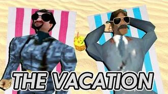 Guards N' Retards The Vacation