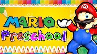 SMG4 Mario Preschool