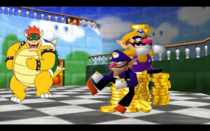 Dancing and coins