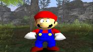 Mario's Big Chungus Hunt 116