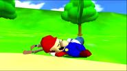 Mario and the Anime Challenge 009