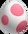 Pink Yoshi Egg