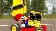 If Mario was in... Deltarune 008
