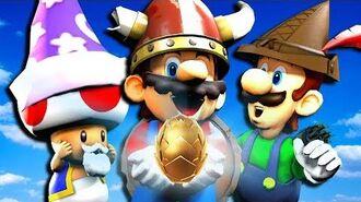 Mushrooms & Morons Hunt for the Egg of Draconius GO