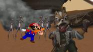 If Mario Was In... Starfox (Starlink Battle For Atlas) 174