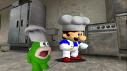 Mario's Hell Kitchen 040